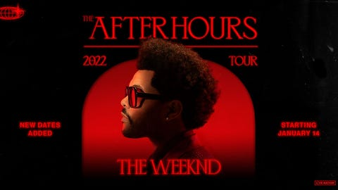 The Weeknd (Added Show)
