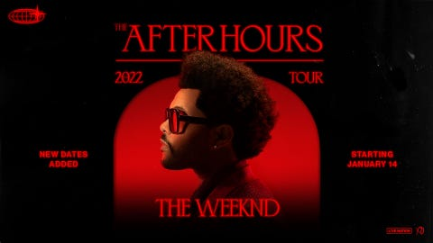 The After Hours Tour: The Weeknd