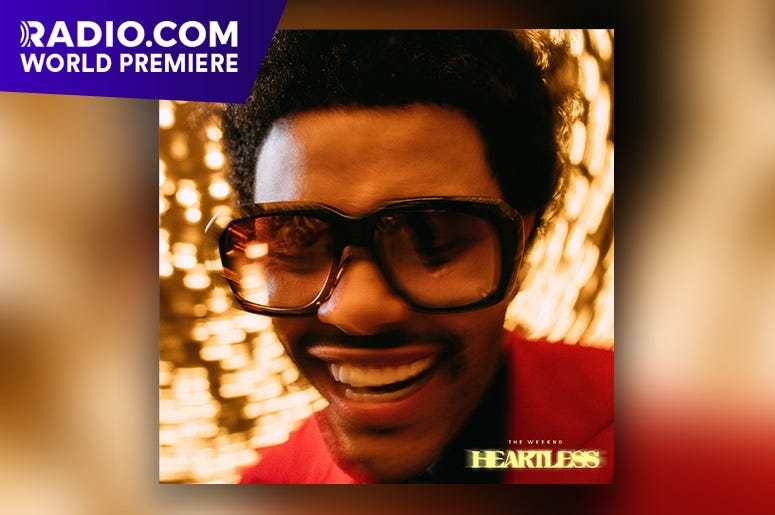 """WORLD PREMIERE: The Weeknd - """"Heartless"""""""