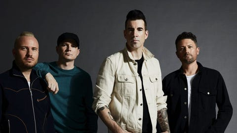 Rock 105 Presents: Theory of a Deadman @ The Signal
