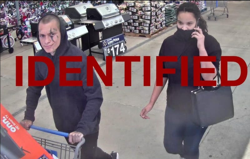 Shoplifters wanted by Fort Worth police identified