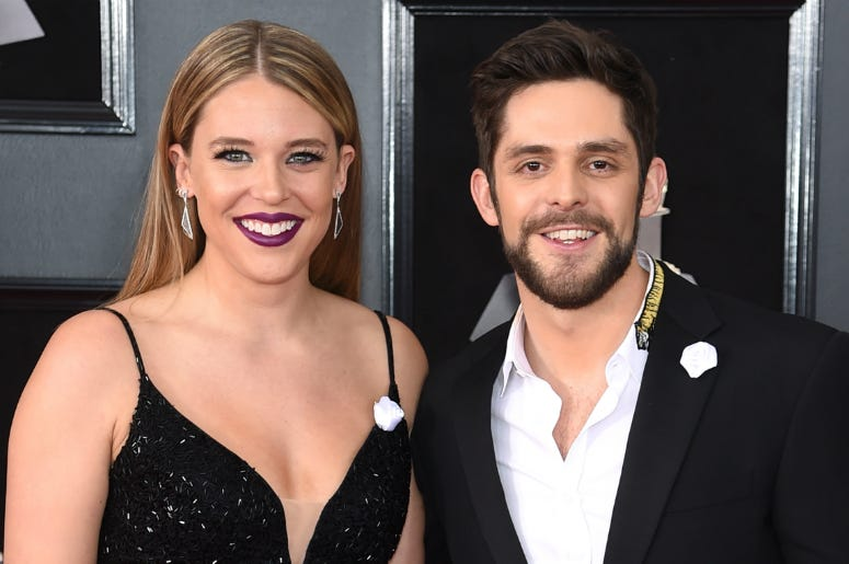 Thomas Rhett and His Wife Are Expecting Their Third Child