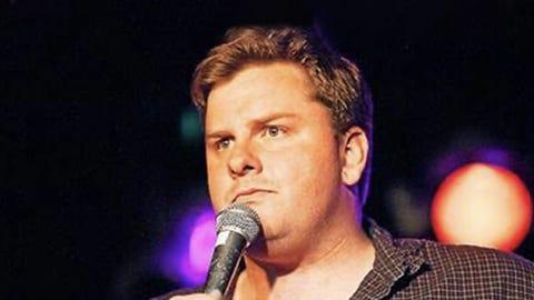Tim Dillon live at ComedyWorks South