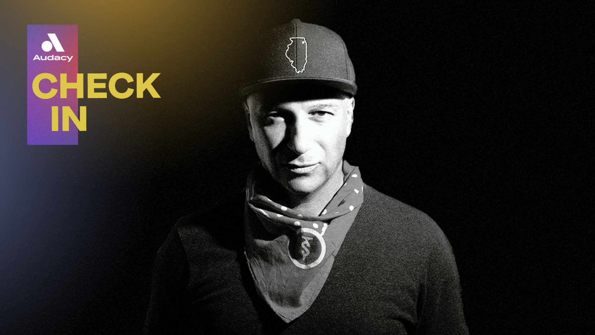 Watch our Audacy Check In with Tom Morello