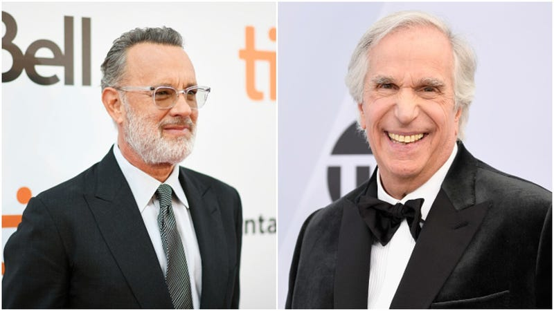 Tom Hanks, Henry Winkler