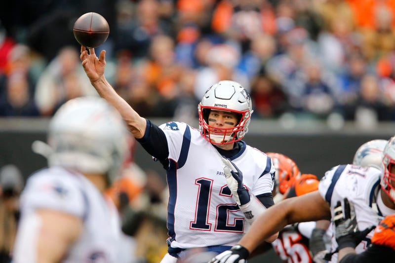 The Patriots defeated the Bengals in Week 15.