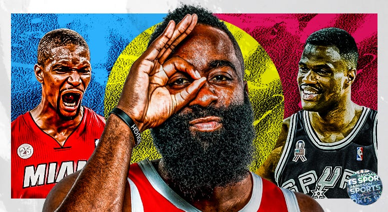 Ranking the 10 Greatest Left-Handed NBA Players of All Time
