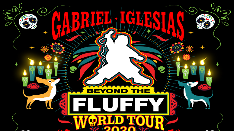 Event: Gabriel Iglesias POSTPONED