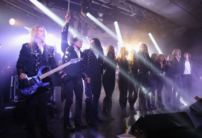 Trans-Siberian Orchestra live on stage