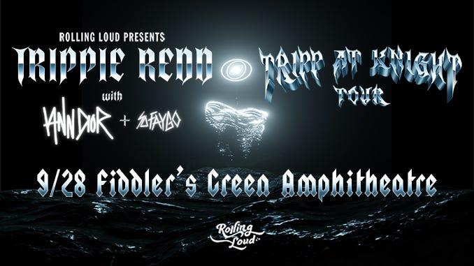 Rolling Loud presents Trippie Redd with Iann Dior & SoFaygo