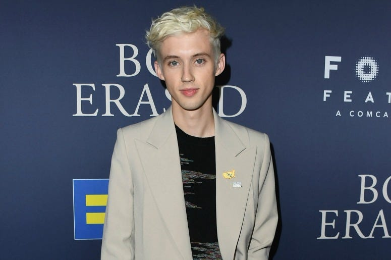 Bohemian Rhapsody' Is Out, Celebrate With Troye Sivan's