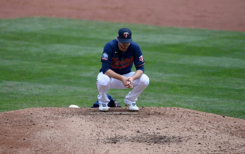Twins vs. Astros, Game Two, Odorizzi