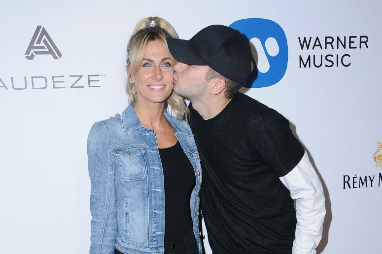 Jenna Black, Tyler Joseph. Warner Music Group Hosts Annual Grammy Celebration held at Milk Studios.