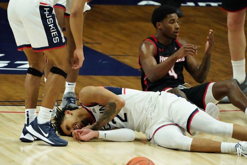 UConn vs. Hartford
