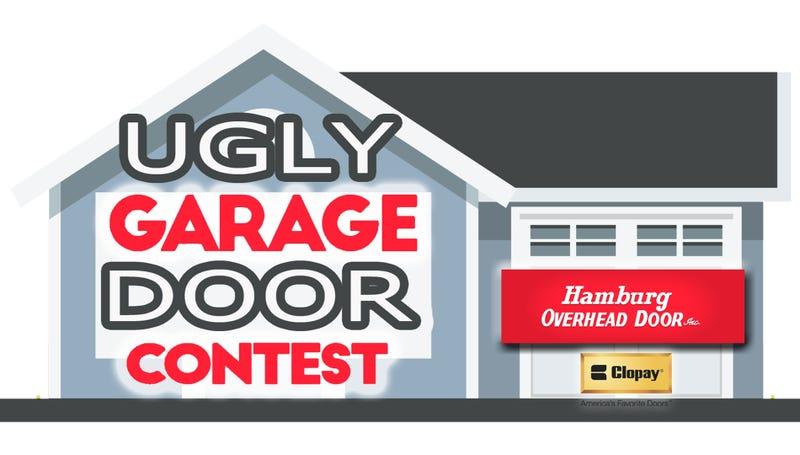 Ugly Garage Door Contest