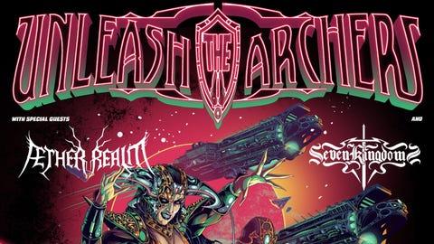 KISW Metal Shop Presents: Unleash the Archers