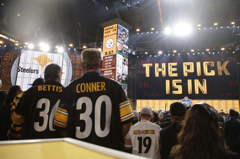 Steelers Draft