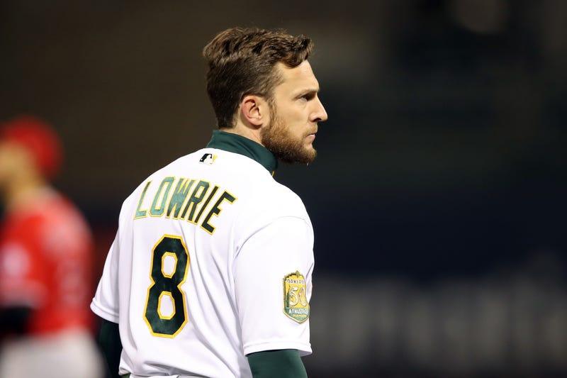 Jed Lowrie could be an interesting trade candidate.