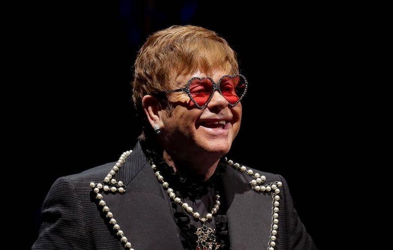 Elton John, Smile, Concert, 2018