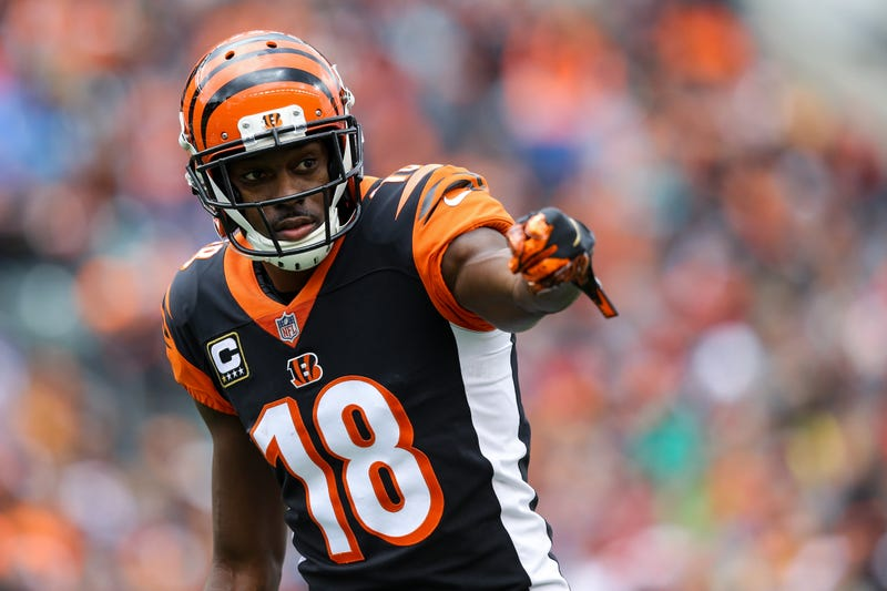 Could A.J. Green be on the move?