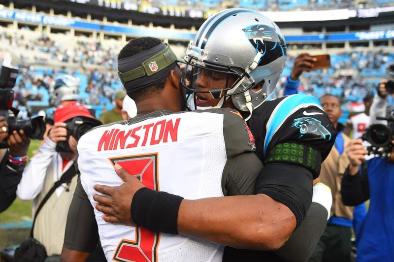 Jameis Winston and Cam Newton both face uncertain futures with their current teams.