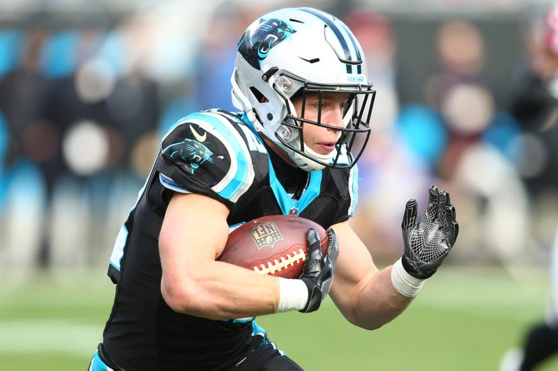 Christian McCaffrey is off to a hot start in 2019.