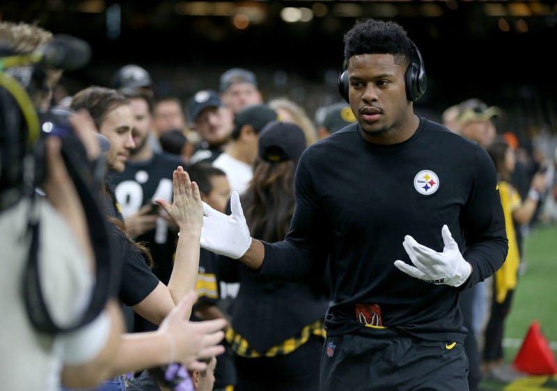 JuJu Smith-Schuster will take over as the Steelers No. 1 wideout in 2019.
