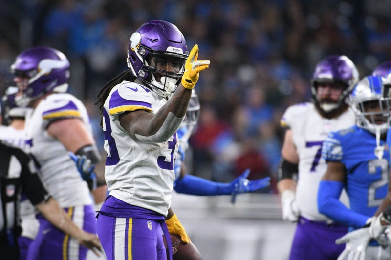 Dalvin Cook and the Vikings will look to stay hot in Detroit.