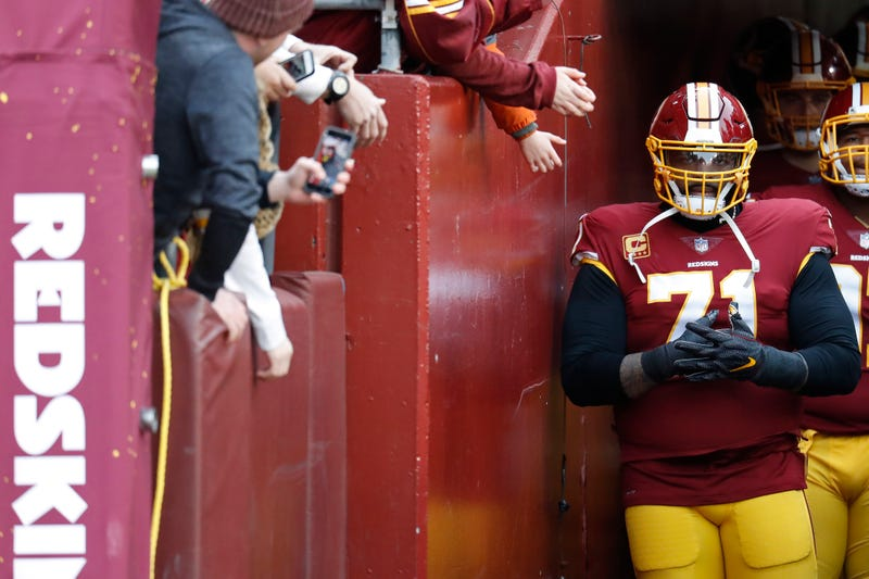 Trent Williams figures to be targeted my multiple teams.