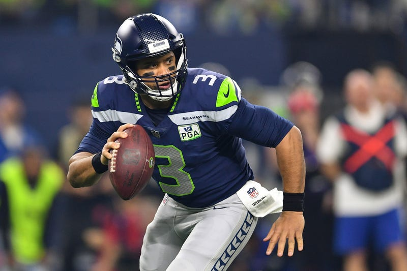 Russell Wilson and the Seahawks went 10-6 in 2018.