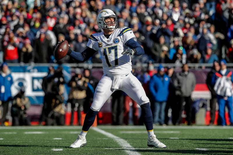 Philip Rivers is entering his 16th NFL season.