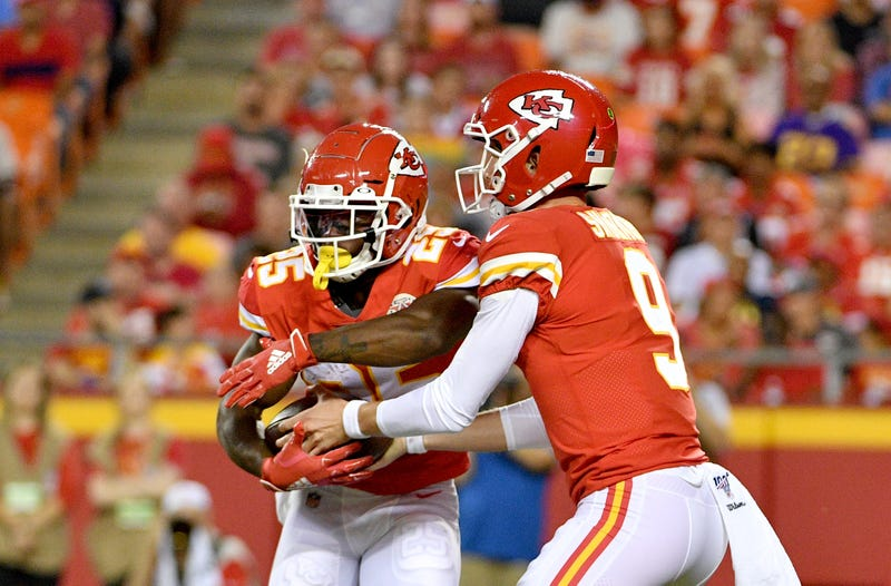 Could Darwin Thompson be the Chiefs lead back in 2019?