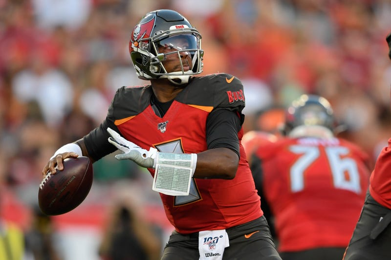 Jameis Winston is entering his fifth season with the Tampa Bay Buccaneers.