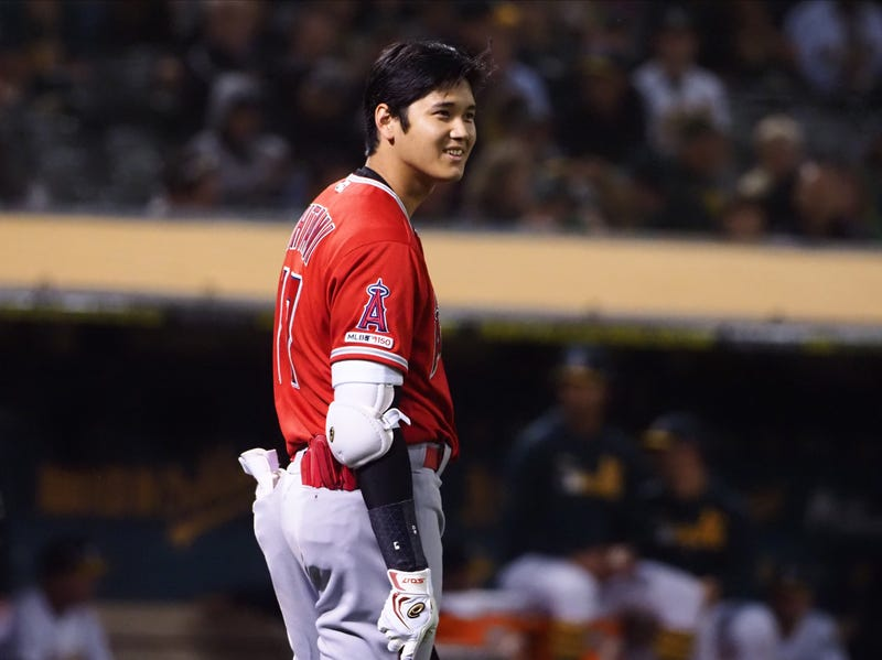 Shohei Ohtani will return to being a two-way star for the Angels in 2020.
