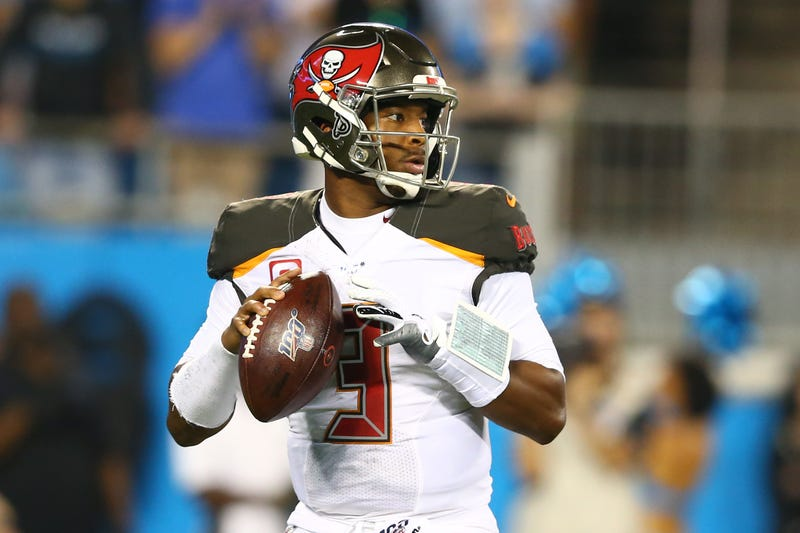 Jameis Winston enters Week 5 in the best stretch of his career.