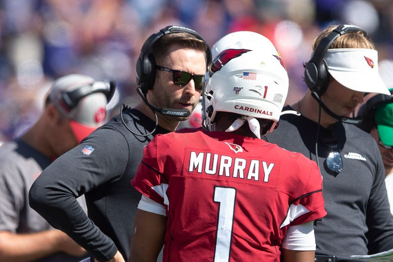 Kliff Kingsbury and Kyler Murray have kept the Cardinals competitive in their first two NFL games.