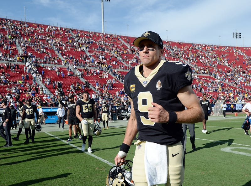 Drew Brees will miss an extended period of time.