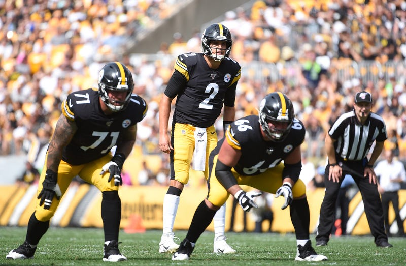 Mason Rudolph will lead the Steelers after a season-ending injury to Ben Roethlisberger.