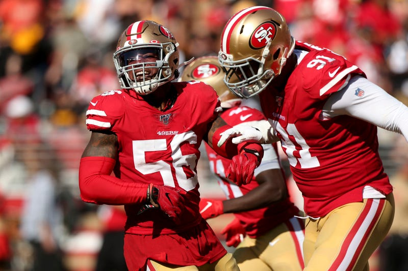 Arik Armstead and Kwon Alexander are part of an elite defensive unit in San Francisco.