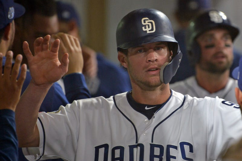 The Padres are reportedly looking to trade Wil Myers.
