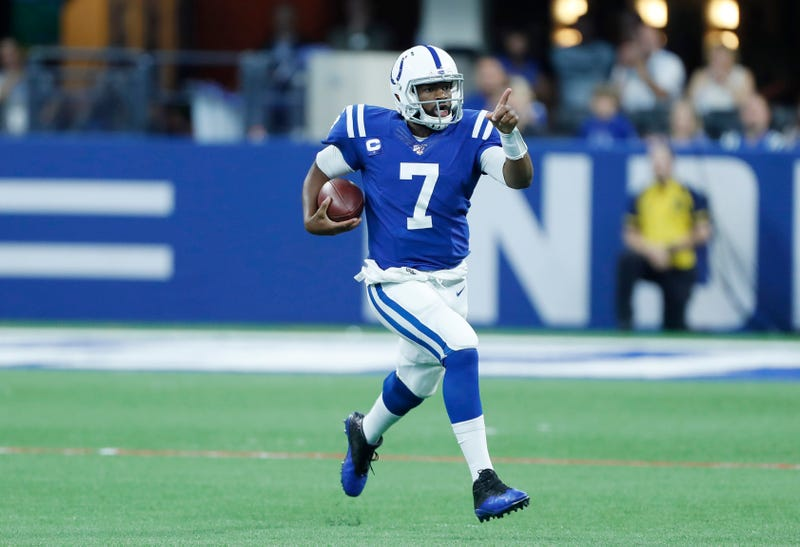 Jacoby Brissett and the Colts suffered a surprising loss in Week 4.