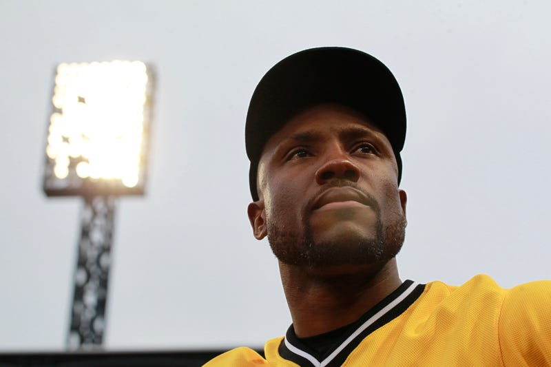 The Pirates are reportedly shopping Starling Marte.