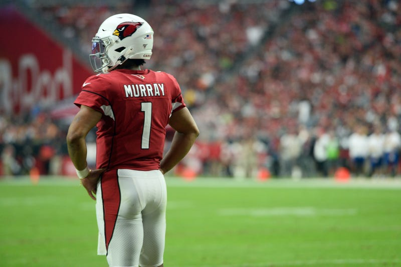 Kyler Murray and the Cardinals are looking for their second consecutive win.