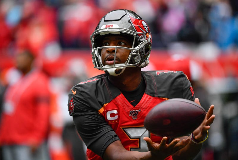 Jameis Winston is looking to rebound.