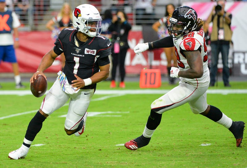 Kyler Murray and the Cardinals have won back-to-back games.