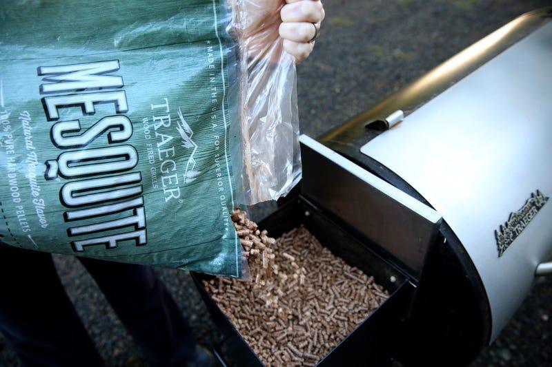 Traeger, one of the best brands of pellet grills