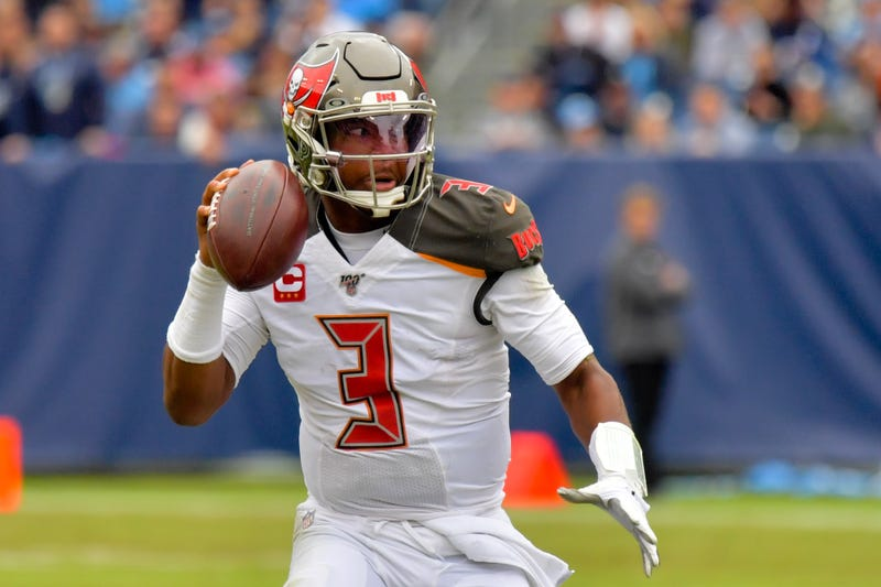 Jameis Winston has had two strong games in a row.