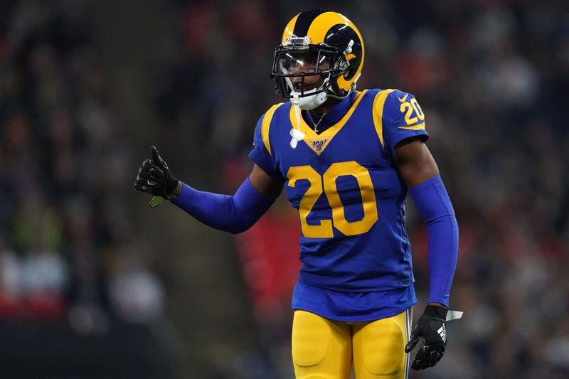Jalen Ramsey was traded to the Los Angeles Rams earlier this month.