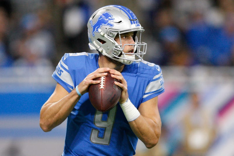 Matthew Stafford is having one of the best seasons of his career.