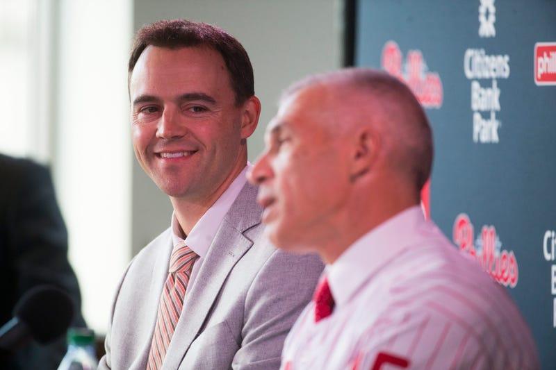 Matt Klentak, Joe Girardi